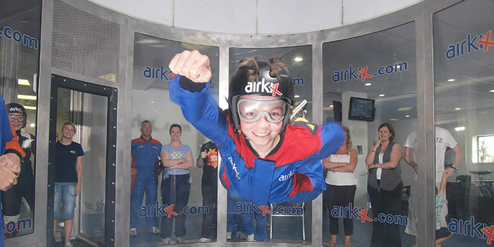 Airkix Indoor Skydiving - Manchester - image 0
