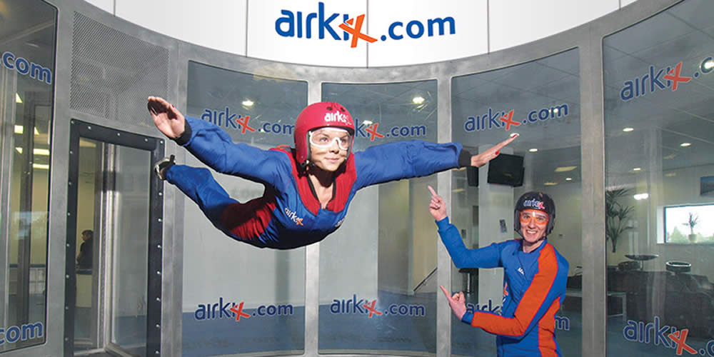 Airkix Indoor Skydiving - Manchester - image 1