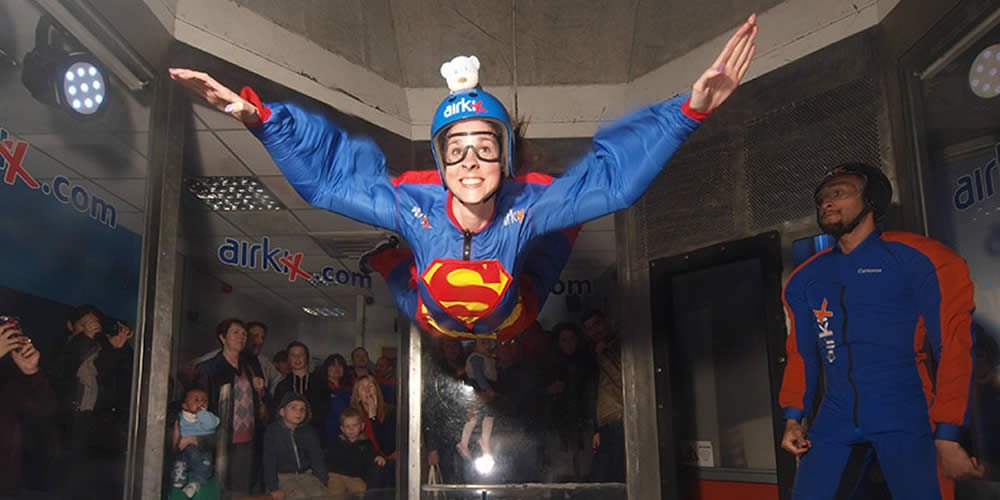 Airkix Indoor Skydiving - Manchester - image 2