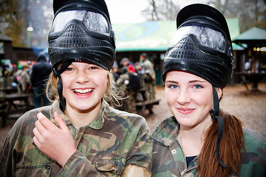 Campaign Paintball - Cobham - image 1