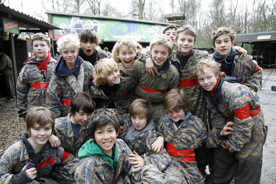 Campaign Paintball - Cobham - image 3