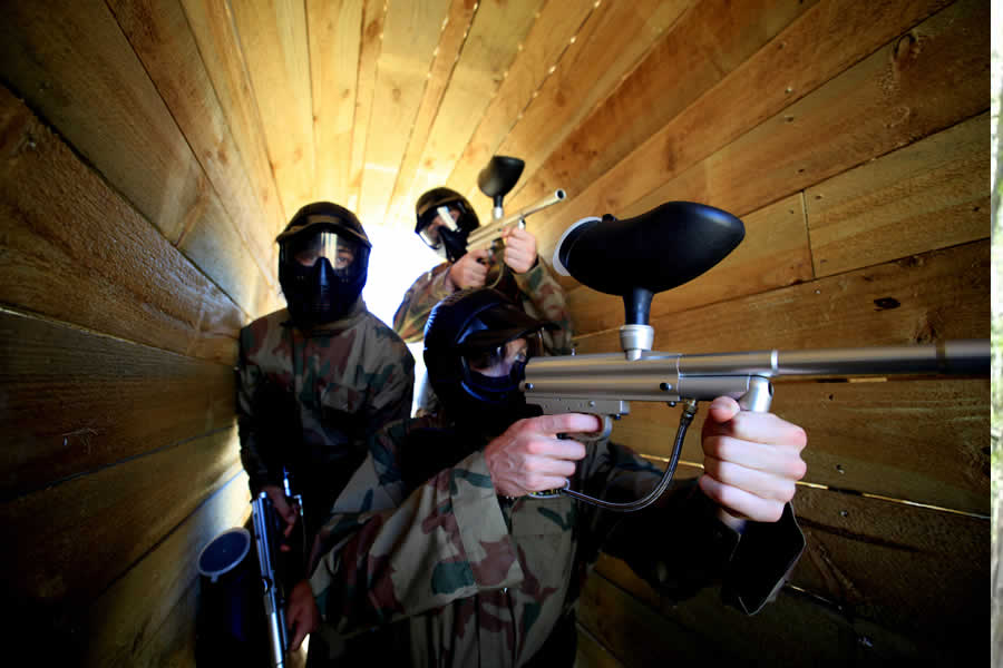 Countrywide  Paintball Cardiff  - Cardiff - image 2