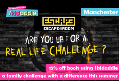 Try Something different - The Escape Room Manchester